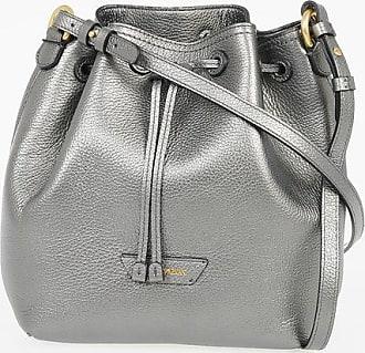 Armani EMPORIO Leather Bucket Bag size Unica