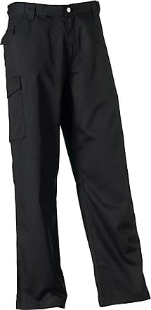 Russell Athletic Russell Workwear Twill Trousers Mens