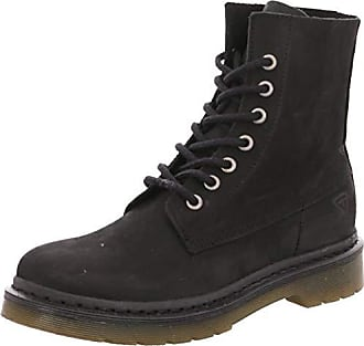 better get cheap sneakers Tamaris® Lederstiefel in Schwarz: bis zu −25% | Stylight