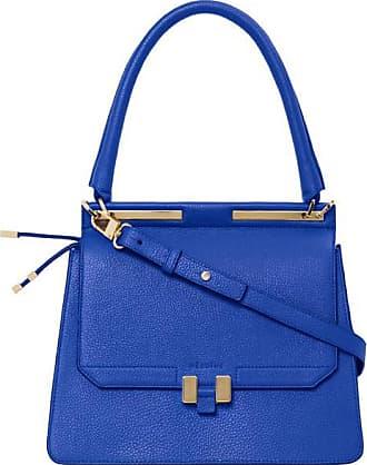 Maison Héroïne Handtasche Damen, Marlene Tablet, Blue