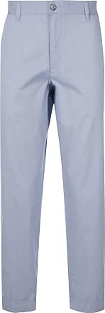 Durban cropped tapered trousers - Blue