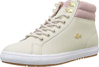 ccd0af67d Lacoste Womens Straightset Insulatec3182 Caw Trainers