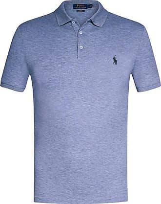 Polo Ralph Lauren Polo-Shirt Slim Fit (Blau) - Herren (S  7adf2fd8bf
