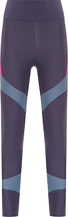 Body for Sure Calça Legging Recortes - Roxo