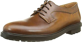 Paul   Joe Indian, Chaussures lacées Homme, Marron (Veau Abrasivato TDM), 24c7d2a350fc