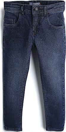 Reserva Mini Calça Jeans Reserva Mini Infantil Lisa Azul