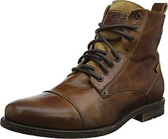 3b96063a Levi's Footwear and Accessories Emerson, Botas Slouch para Hombre, Marrón  (Medium Brown 27