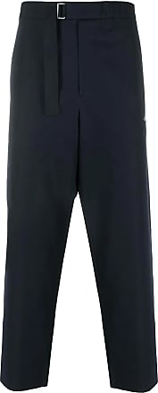 OAMC Regs trousers in navy blue cotton