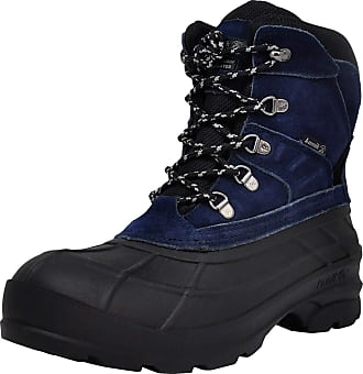 kamik Mens Fargo Boot, Navy 11 M US