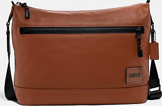 Coach Pacer Messenger in Brown
