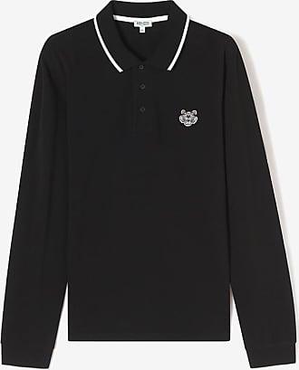 Kenzo Long sleeve Tiger polo shirt