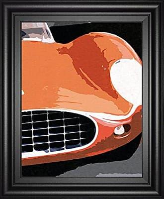 Classy Art Ferrari Classic by Malcolm Sanders