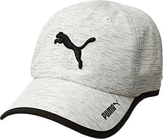 41748d6c3014a1 Puma Womens Evercat Running Cap, deep White/Black, OS