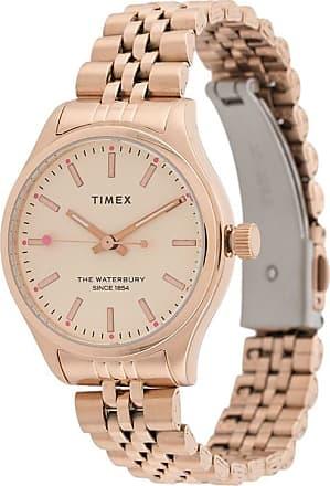 Timex Relógio Waterbury 34mm - Rosa