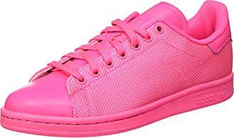 reputable site c79e4 3c125 adidas Stan Smith Scarpe da Ginnastica Basse Uomo, Rosa Solar Pink, 42 2