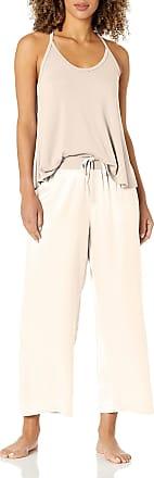 2 Piece Knit Pajama Set Details about  /PJ Harlow Large Dark Silver