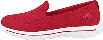 Dockers by Gerli 44HE201-700700 Womens Slip-On Sneakers Shoes Red Red Size: 8.5 UK