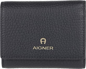 2a87b79a52028 Aigner Ivy Wallet Ink Portemonnaie marine