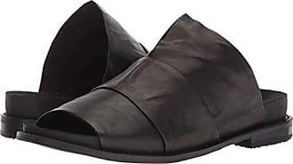 Kelsi Dagger Womens Ohana Flat Sandal, Black, 6.5 M US