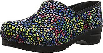 Sanita Womens Professional Pelican Work Shoe, Multicolor, 37 EU/6.5 M US