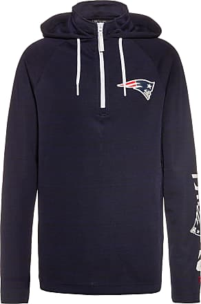 New Era New England Patriots Hoodie Herren in blue, Größe XXL