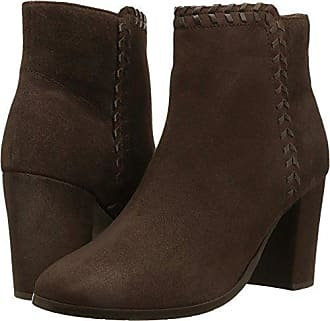 Athena Alexander Womens Heavenly Ankle Bootie, Taupe Suede, 8 M US