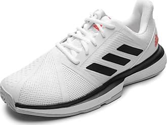 adidas Performance Tênis adidas Performance Courtjam Bounce Branco