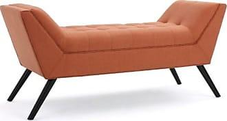 BEST SELLING HOME Harris Fabric Indoor Bench