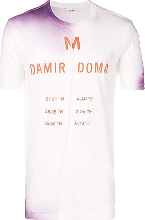 Damir Doma Camiseta Tegan DD - Branco