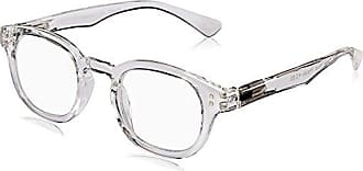 Peepers Unisex-Adult Take Your Places 084250 Round Reading Glasses, Clear