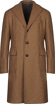 Minimum Friedrich Wollmantel Mantel Beige MINIMUM Herren
