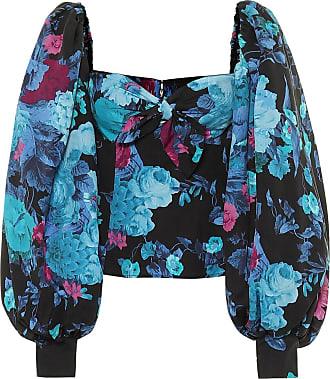 Attico Eva floral blouse