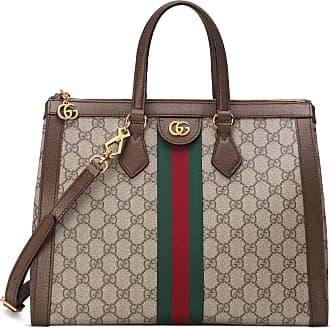 Gucci Borsa a mano Ophidia in tessuto GG Supreme misura media 5950fadefbe