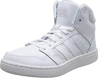 wholesale dealer 44778 90ba7 adidas CF Super Hoops Mid, Scarpe da Fitness Uomo, Bianco FtwblaGriuno 000
