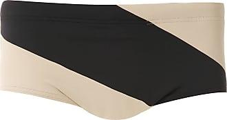 Amir Slama panelled trousers - Black
