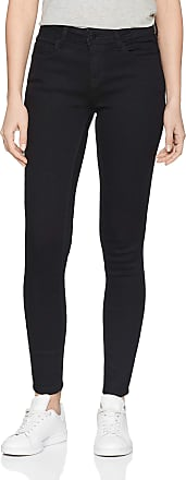 Jacqueline de Yong Womens JDYMAGIC Skinny RW NOOS DNM Jeans, Black (Black Denim Black Denim), 29W x 32L