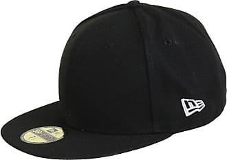 New Era Men Caps/Fitted Cap Script Patch 59Fifty Black 7 1/4-57,7cm