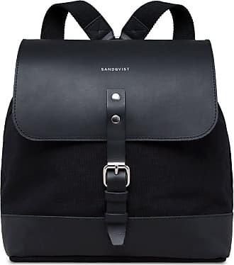 Sandqvist Vilda Backpack   Black