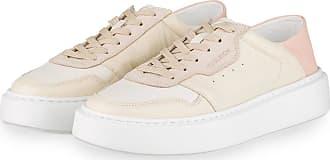 Woolrich Plateau-Sneaker - BEIGE