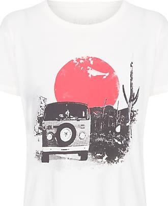 N.Y.B.D. Camiseta Bus - Branco
