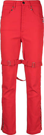 Marc Jacobs Calça jeans skinny - Vermelho