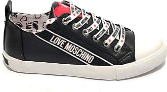 c61606e9ea Love Moschino Sneakers Women - Polyurethane (JA15013G07JB0000) 8 UK Black