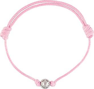 Nialaya woven wrist bracelet - PINK
