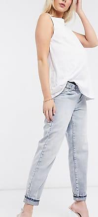 Urban Bliss Jeans dritti lavaggio blu medio