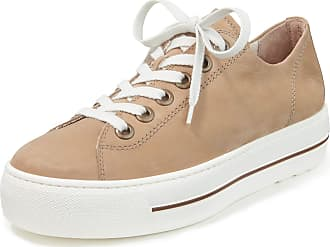 Paul Green Platform sneakers terry lining Paul Green beige