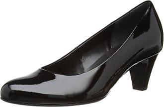 Gabor Vesta 2 Pat, Damen Pumps, Schwarz - schwarz - Größe  37.5 ( 551ff0ccfa