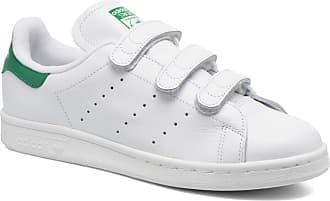 new concept 18fb9 59df4 Adidas Leder Sneaker: Bis zu bis zu −80% reduziert | Stylight