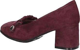 Talon Melluso à Aubergine Femme M5231 Chaussures qwxpCq8RB