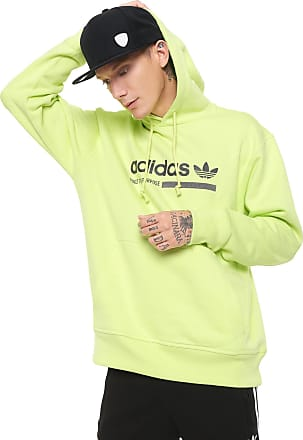 2214d050a92 adidas Originals Moletom Fechado adidas Originals Grp Oth Hoody Verde