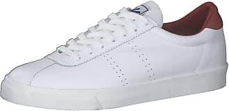 Superga 2843 Comfleau Unisex Sneakers - Adult White Size: 10.5 UK